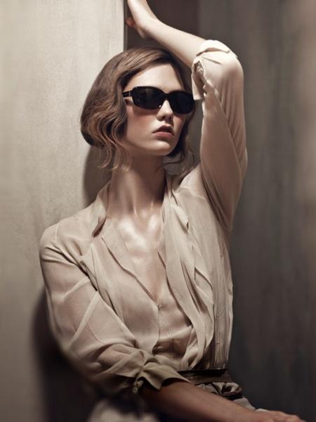 Donna Karan 2011春夏广告大片