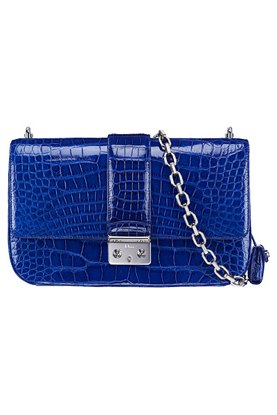 Dior 2012秋季女包 高贵与妖娆并存