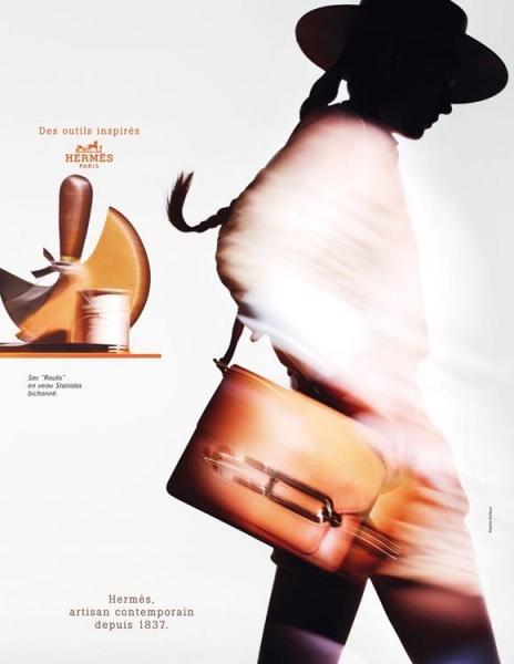Hermès 2011春夏广告大片