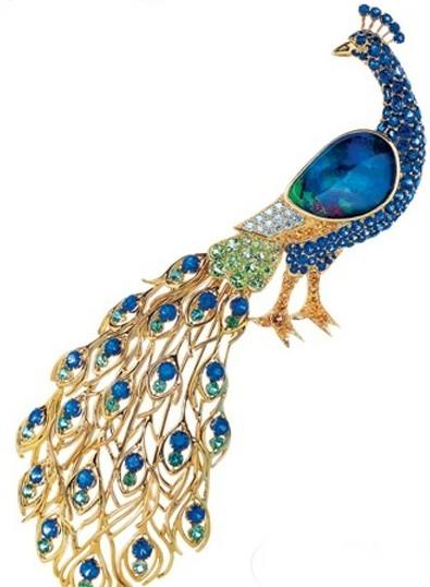 高级珠宝驯兽季 珠宝动物大观