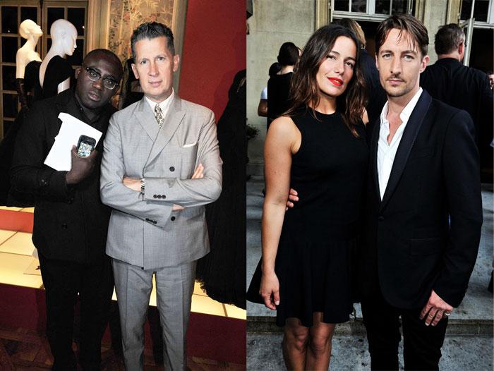 巴黎小黑裙展览 开幕派对