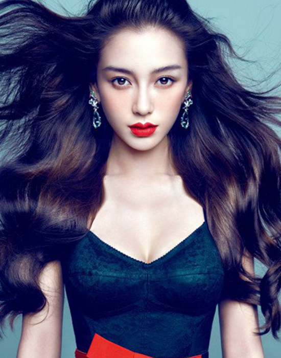 杨颖超可爱超萌的头像