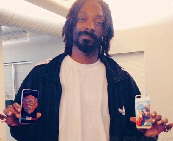 最具网络影响力No.16 Snoop Lion