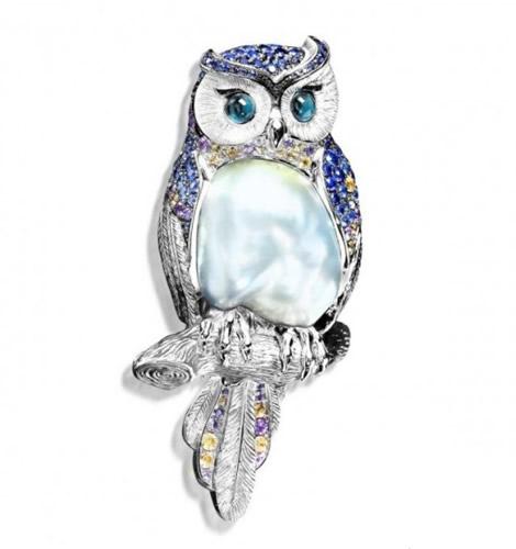 奢华 璀璨珠宝  > 正文  各种动物的姿态一直都是设计师们主要的灵感