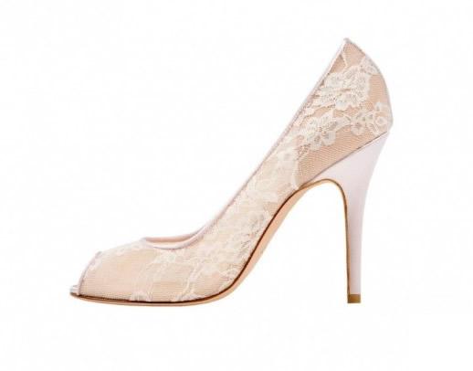 精致水晶鞋 婚纱品牌高跟鞋