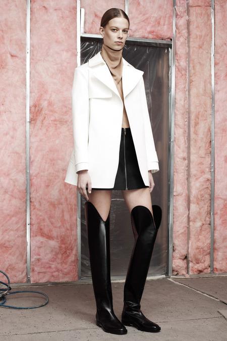 美国服装设计师品牌alexander wang 2014早秋度假系列