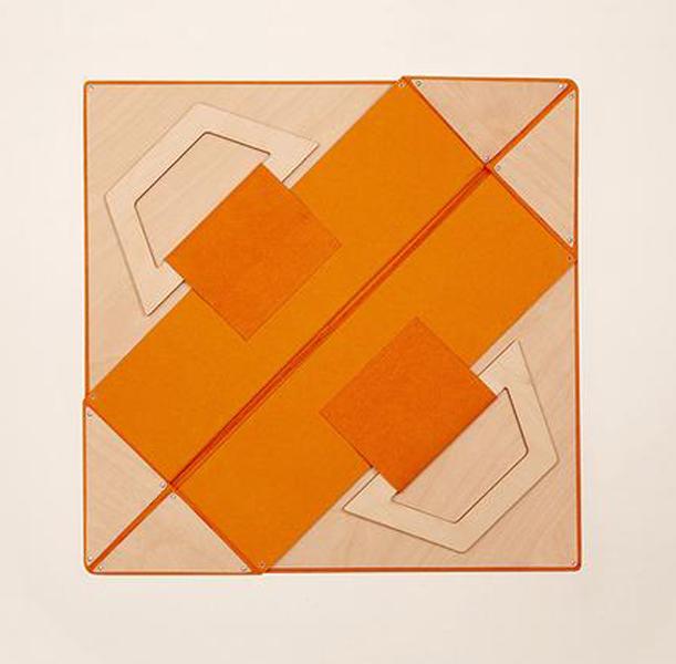 复杂的折纸艺术 纸包包