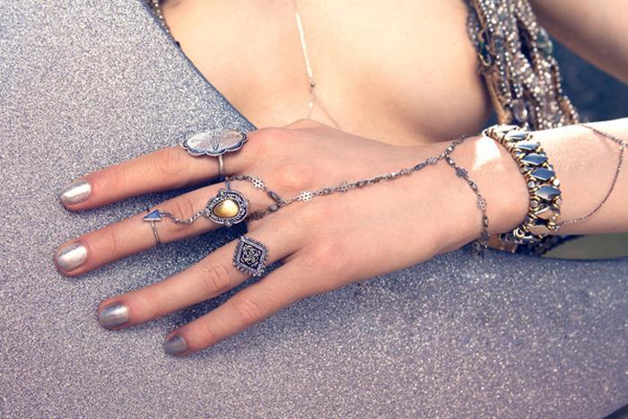2014经典系列珠宝片 灵感来自外星