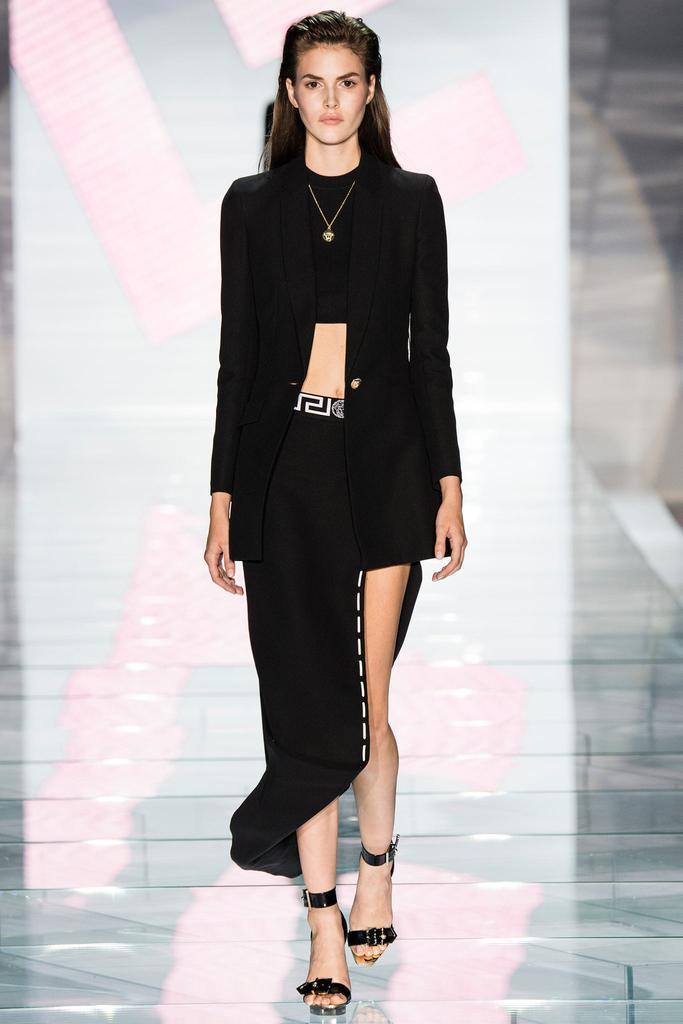 Versace 2015春夏系列