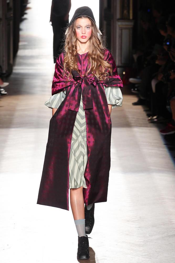 Vivienne Westwood 2015春夏系列