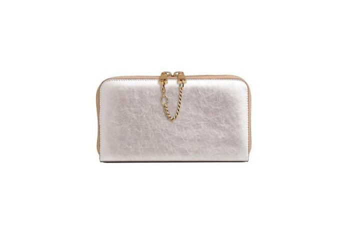 Chloe圣诞节限量款金银包包