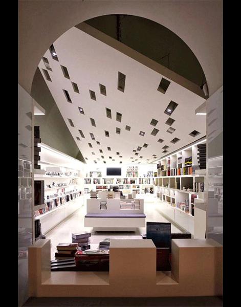 全世界最美的8家书店 让你爱上读书