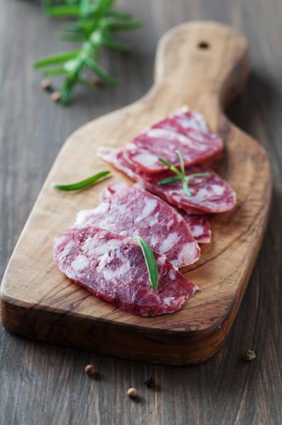 加工过的肉类