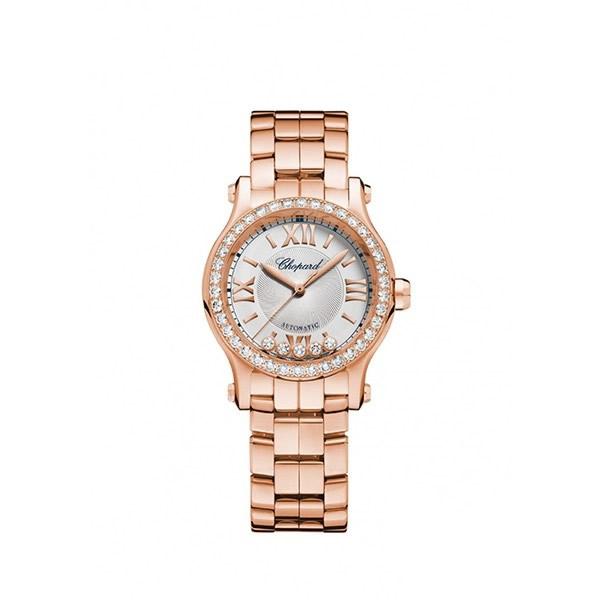 浪漫初秋 玫瑰金腕表和你最相配