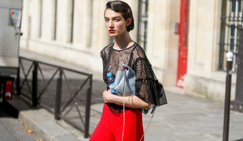 2019巴黎高定時裝周街拍