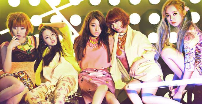 奇迹女孩/Wonder Girls