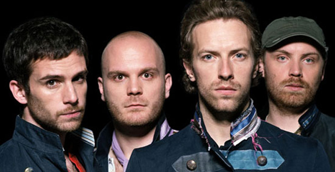 酷玩乐队/Coldplay
