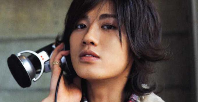 赤西仁/Jin akanishi