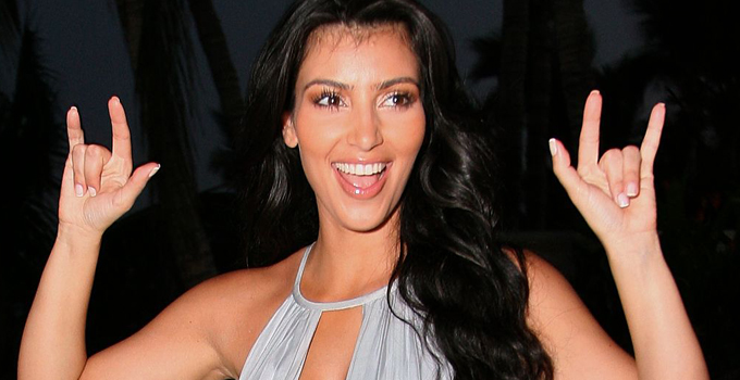 金·卡戴珊/Kim Kardashian