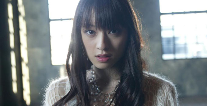 栗山千明/Chiaki Kuriyama