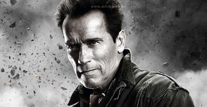 阿诺·施瓦辛格/Arnold Schwarzenegger