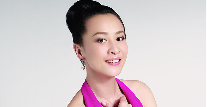 刘嘉玲/Carina Lau