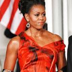 Michelle Obama/米歇尔·拉沃恩·奥巴马