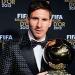 Lionel Andrés Messi/里奥·梅西