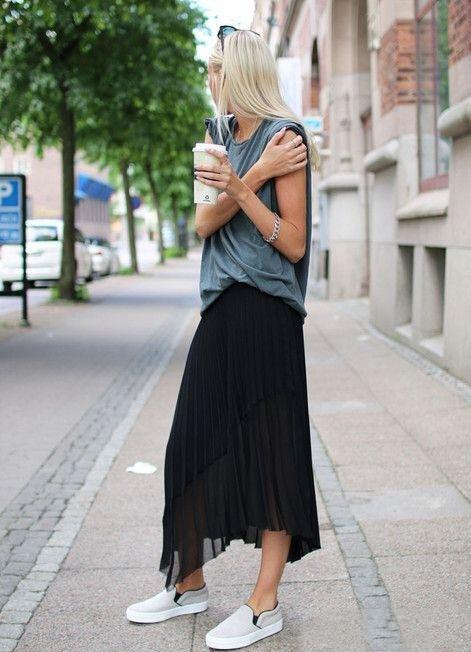 休闲平底鞋 休闲裙装更时尚