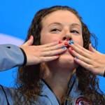 指尖上的奥运美 运动不误扮靓