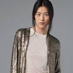 刘雯联手Zara 打造8月Lookbook