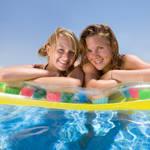 泳后肌肤保养