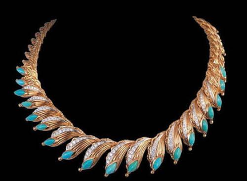 卡地亚古董珠宝