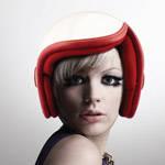 Luxy Vespa头盔