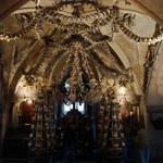 探访人骨教堂