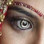 Shekhar黄金眼镜