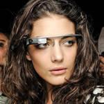 秀场上的谷歌眼镜