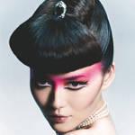 华丽珠宝发型