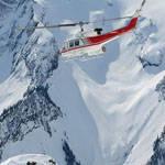 直升机滑雪