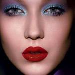 紫色眼妆很挑人