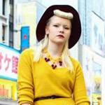 日本长裙街拍