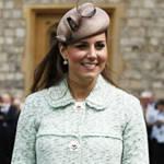 凯特王妃式时装