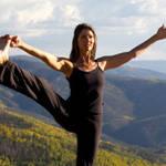 简单瑜伽教学