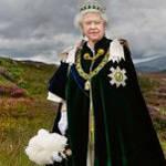 英女王主题大片