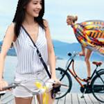 单车本是时髦物