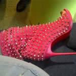 女星纷纷晒美鞋