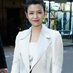 华语女星时装周