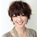 减龄短发发型