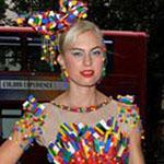 创意伦敦时装周