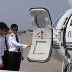考取私飞执照
